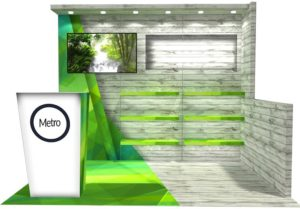 Trade Show Booth Rentals in LA | Los Angeles Exhibit Rentals